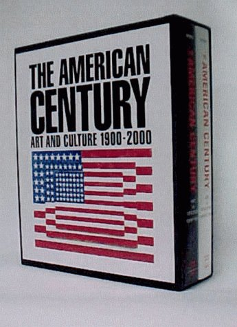 book The American Century 2-Volume Boxed Set: Art and Culture, 1900-2000