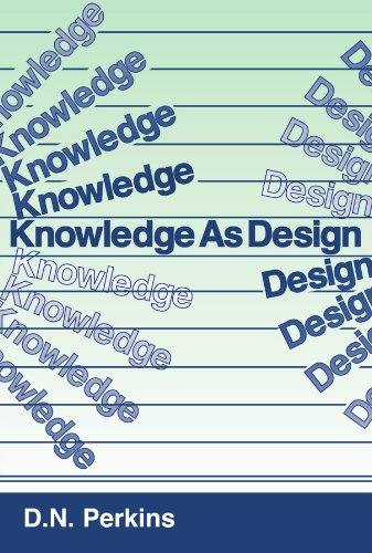 book Knowledge As Design