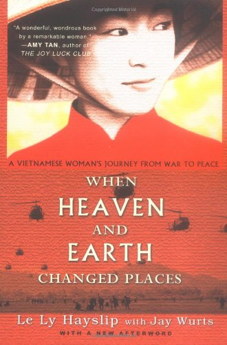 book When Heaven and Earth Changed Places (Tie-In Edition)