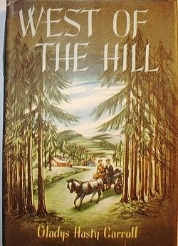 book West of the Hill