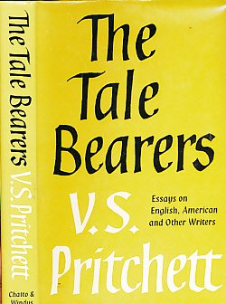 book The Tale Bearers: Essays on English, American and Other Writers