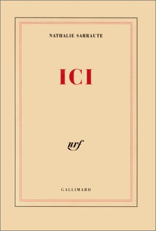 book Ici (French Edition)