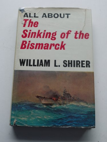 book All About The Sinking Of The Bismarck