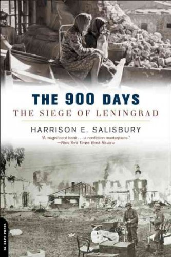 book [ The 900 Days: The Siege of Leningrad [ THE 900 DAYS: THE SIEGE OF LENINGRAD BY Salisbury, Harrison E ( Author ) Sep-18-2003[ THE 900 DAYS: THE SIEGE OF LENINGRAD [ THE 900 DAYS: THE SIEGE OF LENINGRAD BY SALISBURY, HARRISON E ( AUTHOR ) SEP-18-2003 ] By