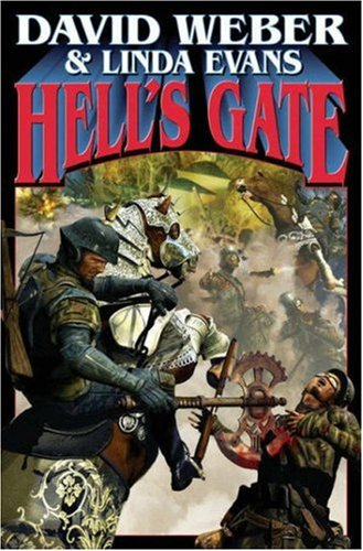 book Hell\'s Gate (BOOK 1 in new MULTIVERSE series) (Multiverse Wars)