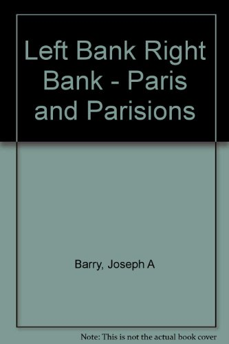 book Left Bank Right Bank - Paris and Parisions