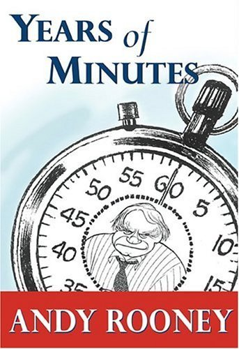 book Years of Minutes: The Best of Rooney from 60 Minutes by Andy Rooney (2004) Paperback