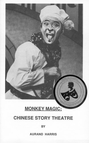 book Monkey Magic: Chinese Story Theatre