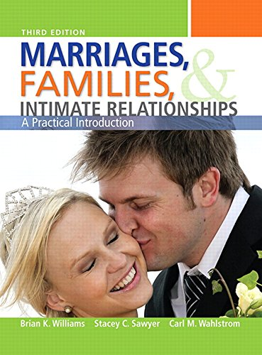 book Marriages, Families, and Intimate Relationships (3rd Edition)