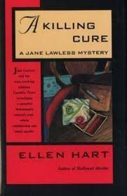 book A Killing Cure by Hart, Ellen (1993) Hardcover