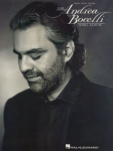 book The Andrea Bocelli Song Album