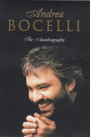 book Andrea Bocelli: The Autobiography