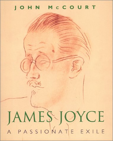 book James Joyce: A Passionate Exile