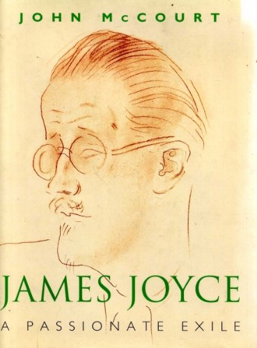book James Joyce : A Passionate Exile