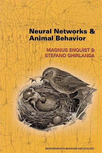 book Neural Networks and Animal Behavior: (Monographs in Behavior and Ecology)