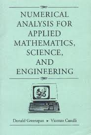 book Numerical Analysis for Applied Mathematics, Science and Engineering
