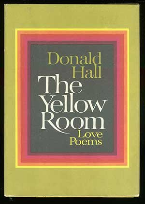 book The Yellow Room: Love Poems