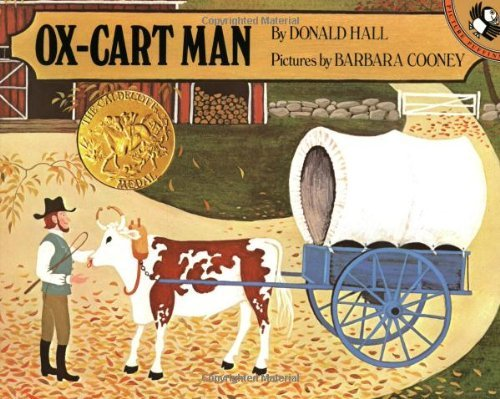 book Ox-cart Man (Picture Puffin) by Donald Hall (23-Feb-1984) Paperback
