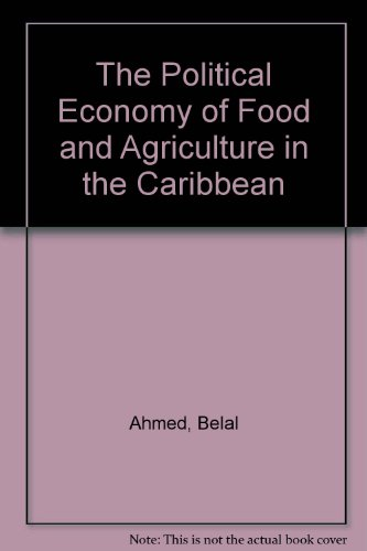 book The Political Economy of Food and Agriculture in the Caribbean