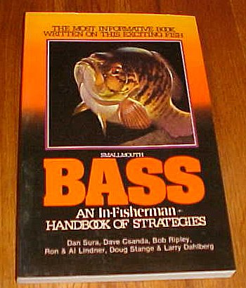 book Smallmouth Bass An In-Fisherman Handbook of Strategies (The Most Informative Book Written on this Exciting Fish)