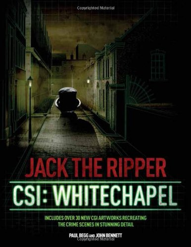 book Jack the Ripper: CSI: Whitechapel