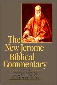 book New Jerome Biblical Commentary (text only) 3rd (Third) edition by R. E. Brown,J. A. Fitzmyer,R. E. Murphy
