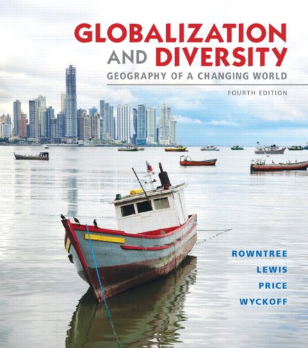 book Globalization and Diversity: Geography of a Changing World (4th Edition)