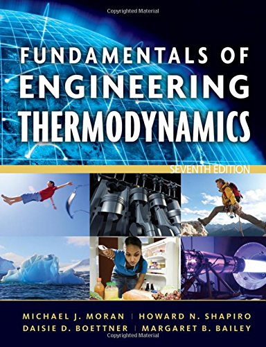 book Fundamentals of Engineering Thermodynamics, 7th Edition