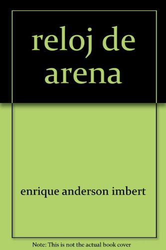 book Reloj de arena (Spanish Edition)
