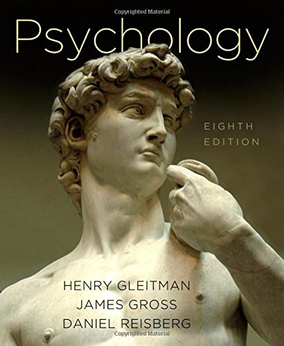 book Psychology, 8th Edition