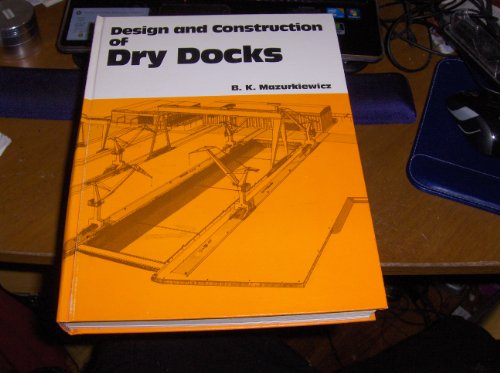 book Design and Construction of Dry Docks