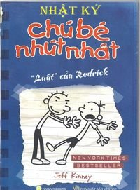 book Diary of a Wimpy Kid: Rodrick Rules in Vietnamese (\