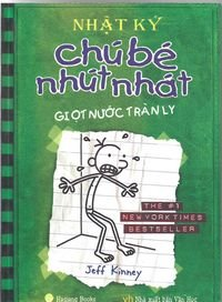 book Diary of a Wimpy Kid: The Last Straw in Vietnamese (\