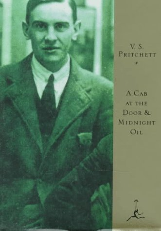 book By V.S. Pritchett - A Cab at the Door & Midnight Oil (Modern Library) (1994-07-27) [Hardcover]