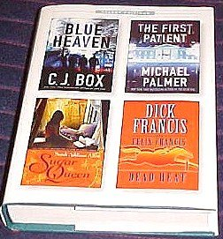 book Reader\'s Digest Select Editions, Vol. 4: The First Patient \/ Blue Heaven \/ Dead Heat \/ Sugar Queen