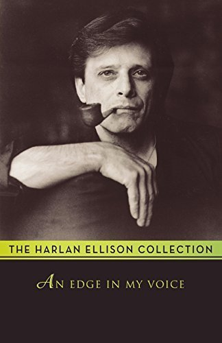 book An Edge in My Voice by Ellison, Harlan (2014) Paperback