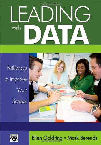 book Leading With Data: Pathways to Improve Your School (Leadership for Learning Series)