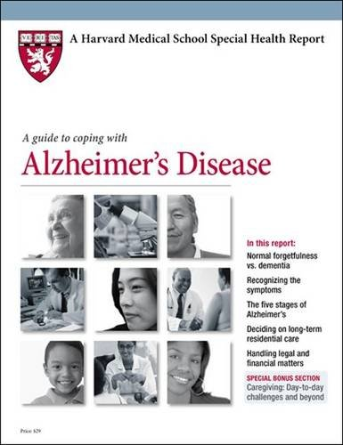 book A Guide to Coping with Alzheimer\'s Disease (Harvard Medical School Special Health Reports)