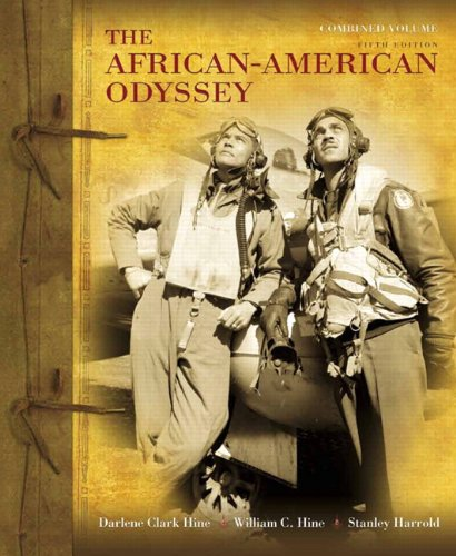book African-American Odyssey, The, Combined Volume (5th Edition)