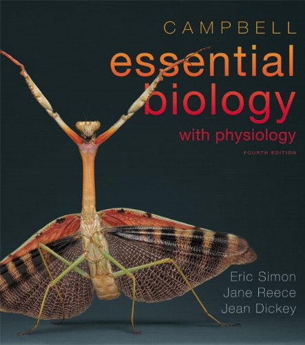 book Campbell Essential Biology with Physiology (4th Edition)
