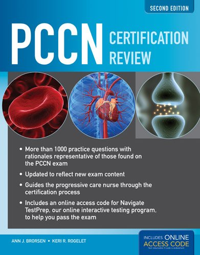book PCCN Certification Review, 2nd Edition