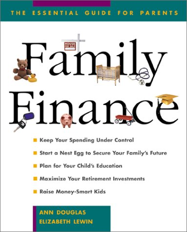 book Family Finance: The Essential Guide for Parents