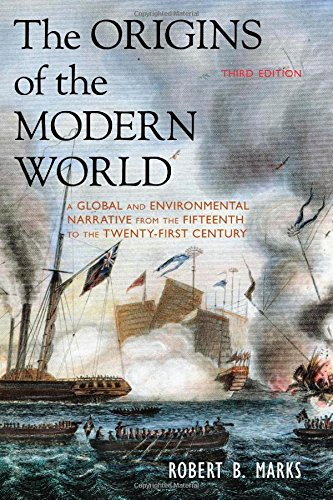 book The Origins of the Modern World: A Global and Environmental Narrative from the Fifteenth to the Twenty-First Century (World Social Change)