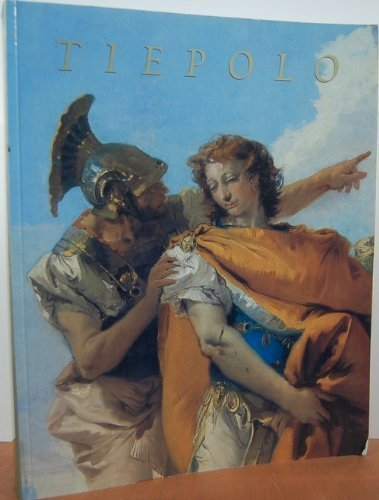 book Giambattista Tiepolo, 1696-1770 by Tiepolo, Giovanni Battista, Christiansen, Keith (1996) Paperback