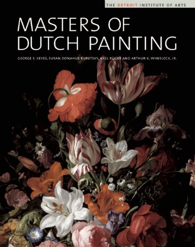 book Masters of Dutch Painting: The Detroit Institute of Arts