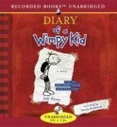 book Diary of a Wimpy Kid, Book 1 by Kinney, Jeff (February 1, 2008) Audio CD