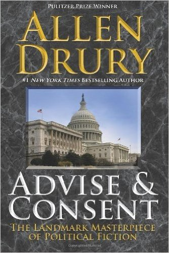 book Advise and Consent (Paperback) - Common