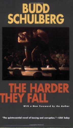 book The Harder They Fall by Schulberg, Budd (2007) Paperback