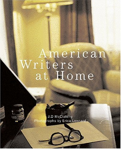 book American Writers at Home