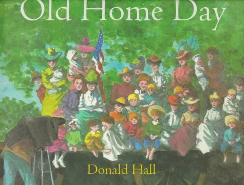 book Old Home Day by Hall Donald McCully Emily Arnold (1996-10-01) Library Binding